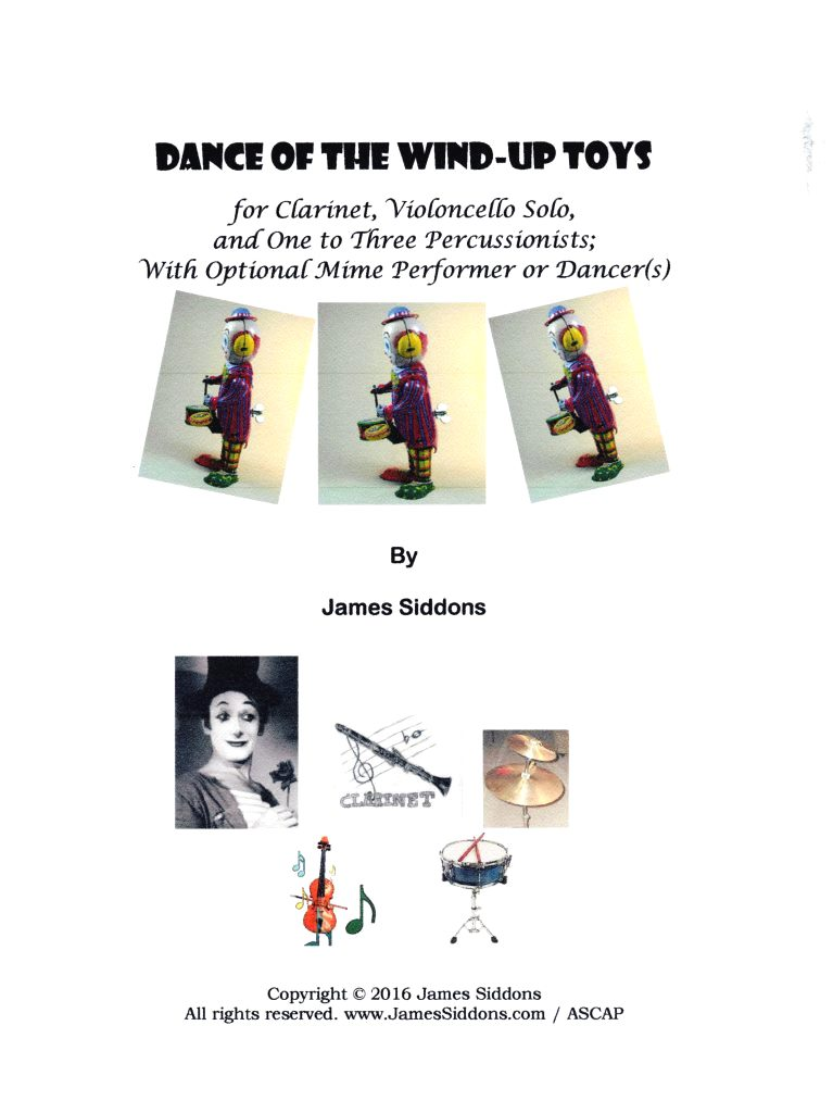Windup Toys Cover